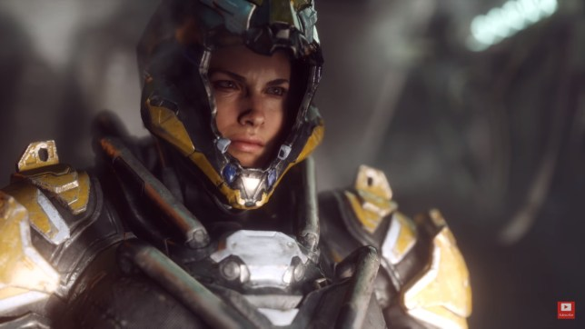 Anthem - EA makes the most of the Xbox One X