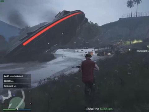 Fans finally solve Mount Chiliad mystery in GTA V… sort of