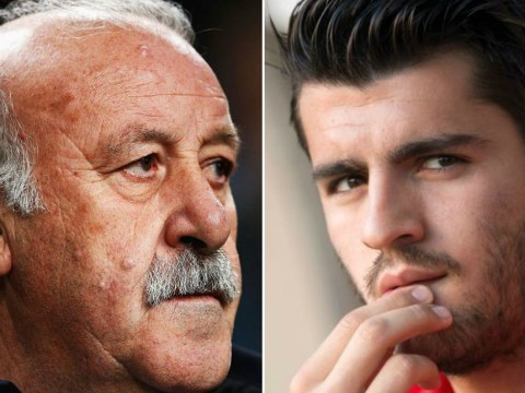 Vicente del Bosque urges Alvaro Morata to stay at Real Madrid amid Manchester United transfer links