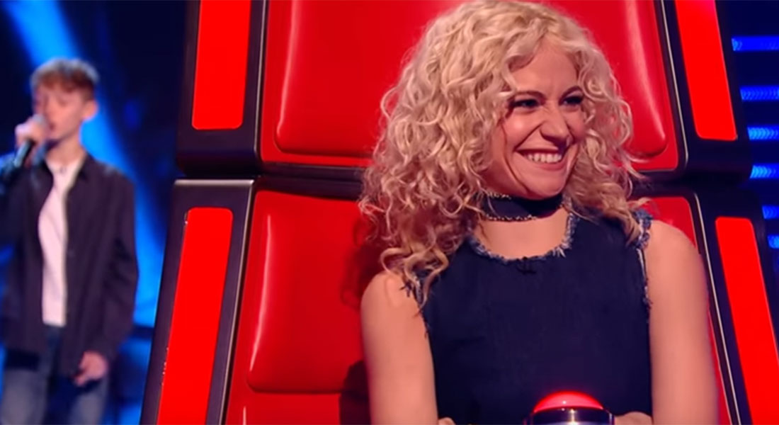 Pixie Lott charmed by Voice Kids hopeful who performed one of her songs