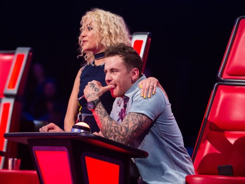 The Voice Kids preview: Danny Jones gets tearful over 11-year-old's Kelly Clarkson song