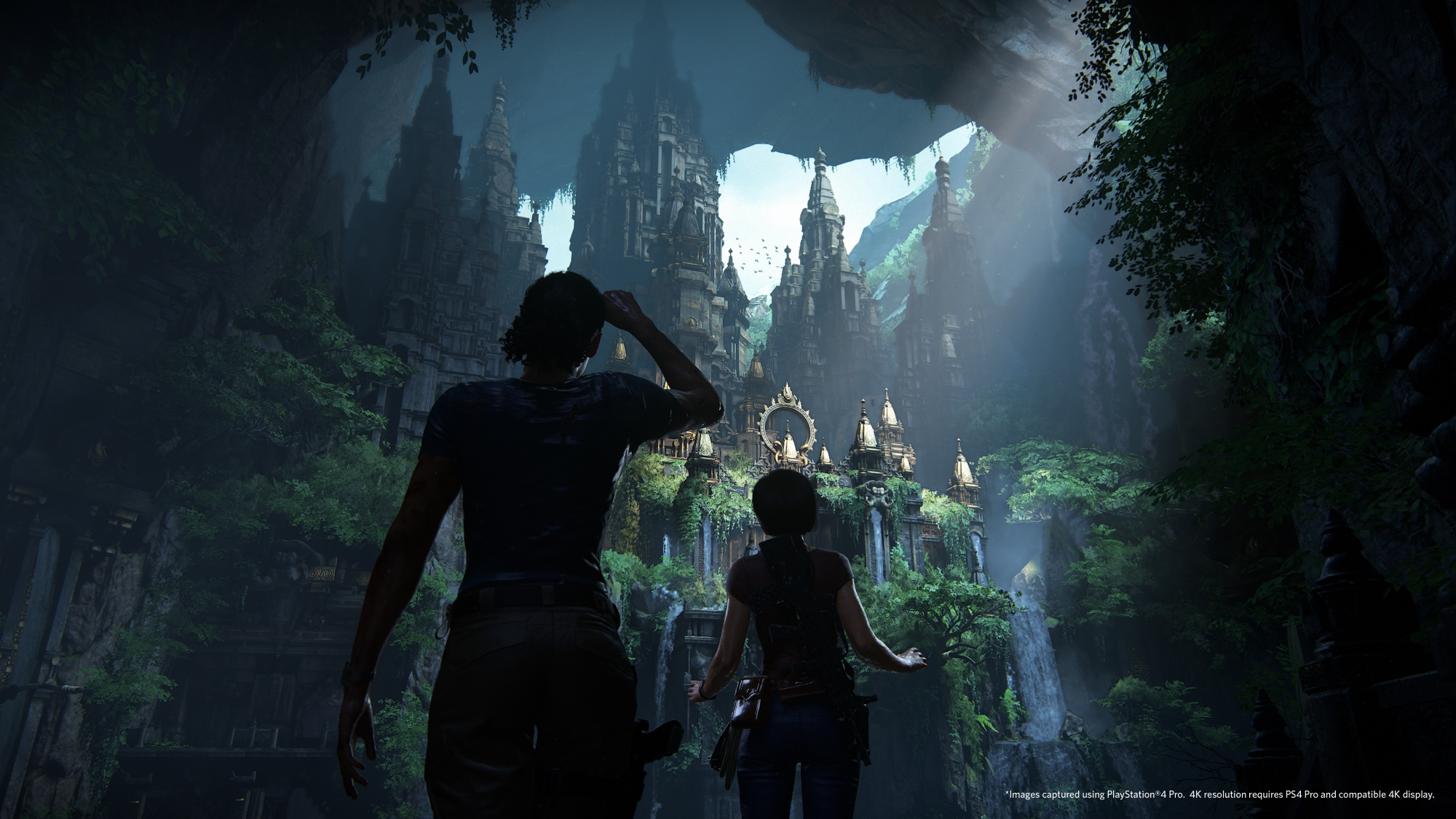Uncharted: The Lost Legacy - Nathan who?