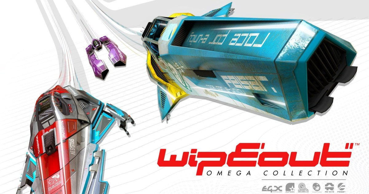 Game review: WipEout Omega Collection races onto PS4