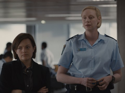 Elisabeth Moss has a huge crush on her Top Of The Lake co-star Gwendoline Christie: 'She's the love of my life'