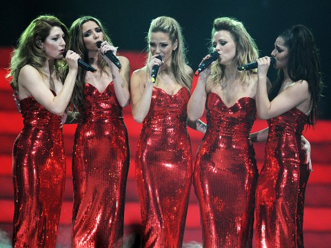 Nadine Coyle reveals Girls Aloud barely spoke before performances and claims 'there was always distance'