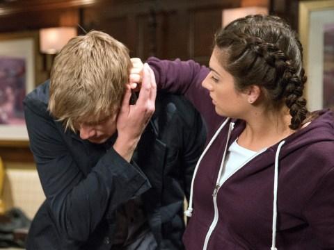 Emmerdale spoilers: Broken Robert Sugden rushed to hospital as Aaron Dingle returns