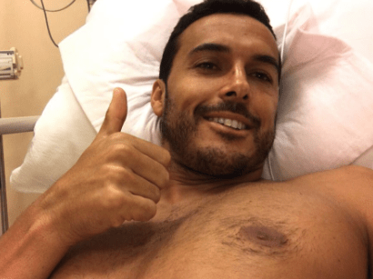 Chelsea star Pedro posts positive injury update on Twitter
