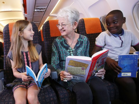 easyJet has just launched a book club to keep kids entertained mid-flight