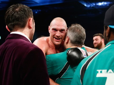 Tyson Fury will announce return to boxing after October, claims Billy Joe Saunders