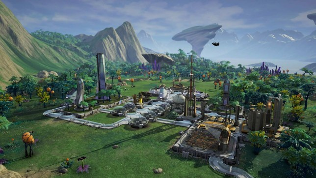 Aven Colony (PS4) - when there's no more room on Earth