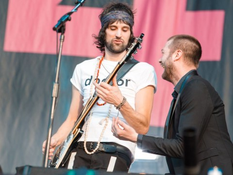 Kasabian's Tom Meighan says his dad called him a 'f****ng d***head' for accidentally running him over