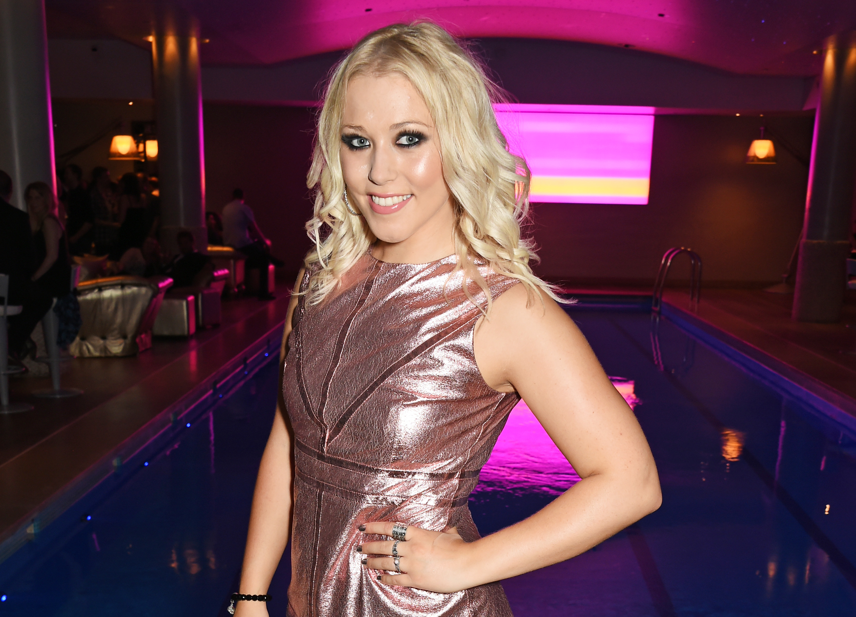 Who is Amelia Lily? Everything you need to know about the Celebrity Big Brother 2017 housemate