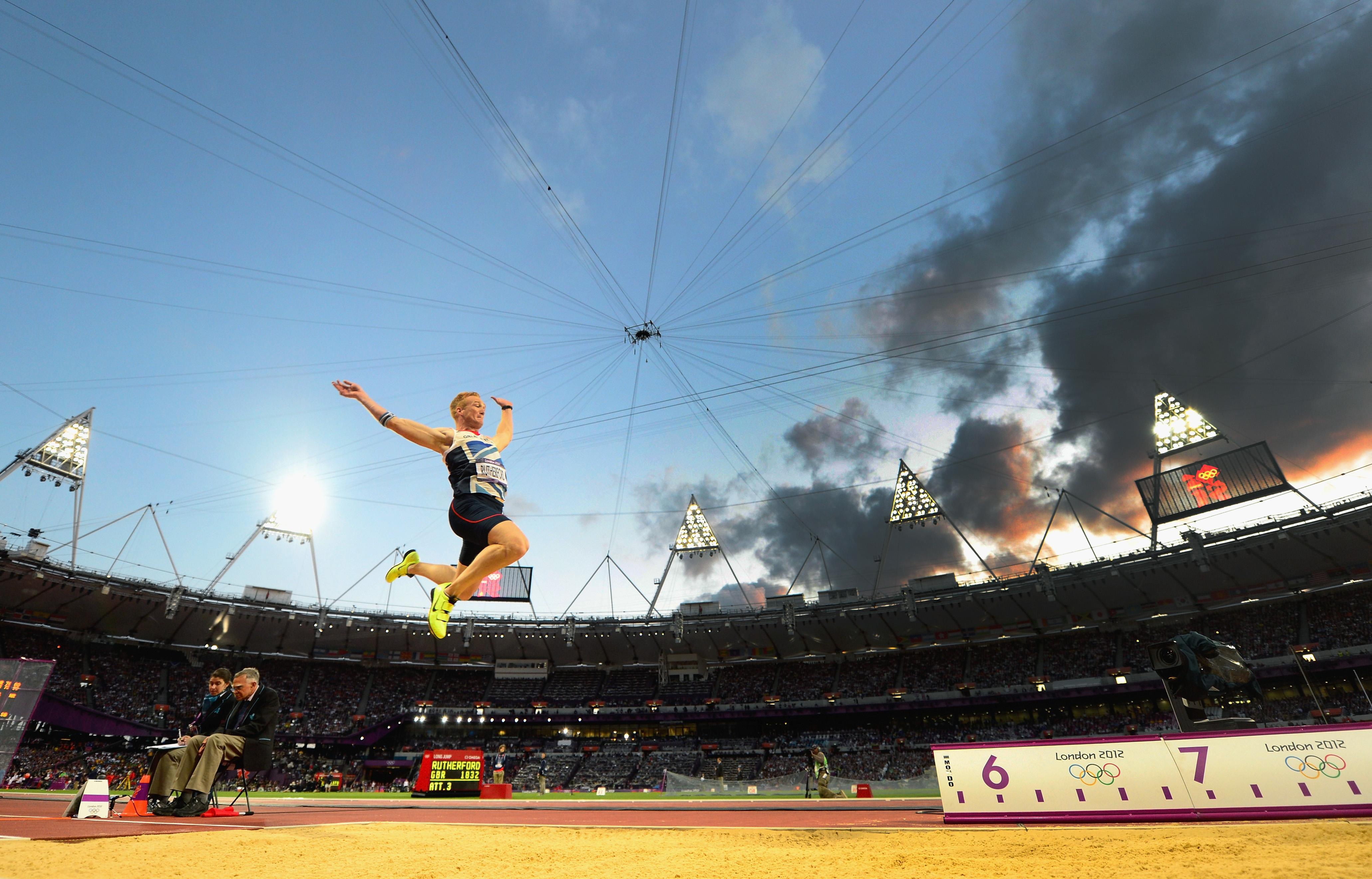 British medal hopes at World Athletics Championships dealt huge blow as Greg Rutherford pulls out