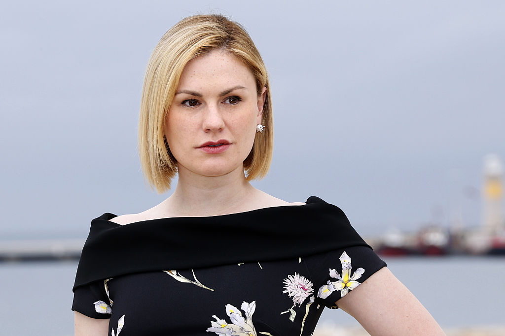 Anna Paquin revealed as the mystery boobs on BBC News – and she's loving every second