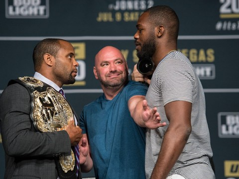 Daniel Cormier refused Jimi Manuwa fight and insisted on Jon Jones at UFC 214