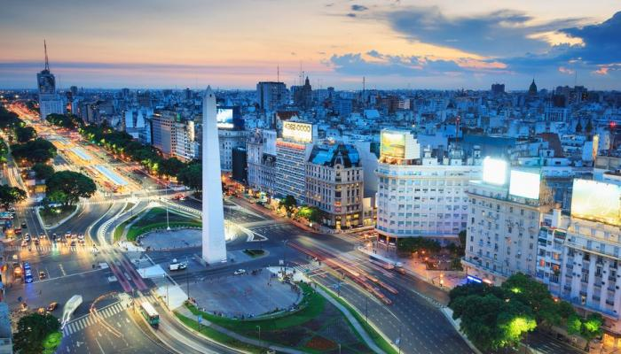 A short area guide to Buenos Aires, Argentina