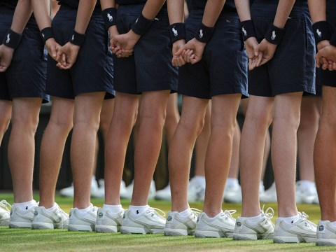 Are you fit enough to be a Wimbledon Ball Girl?