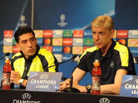 Arsenal sent 'strongly worded' letter to Barcelona over Hector Bellerin transfer