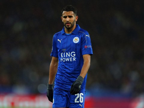 Leicester City eye replacement for Arsenal transfer target Riyad Mahrez