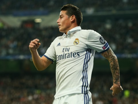 PSG open talks to seal James Rodriguez transfer as Manchester United cool interest
