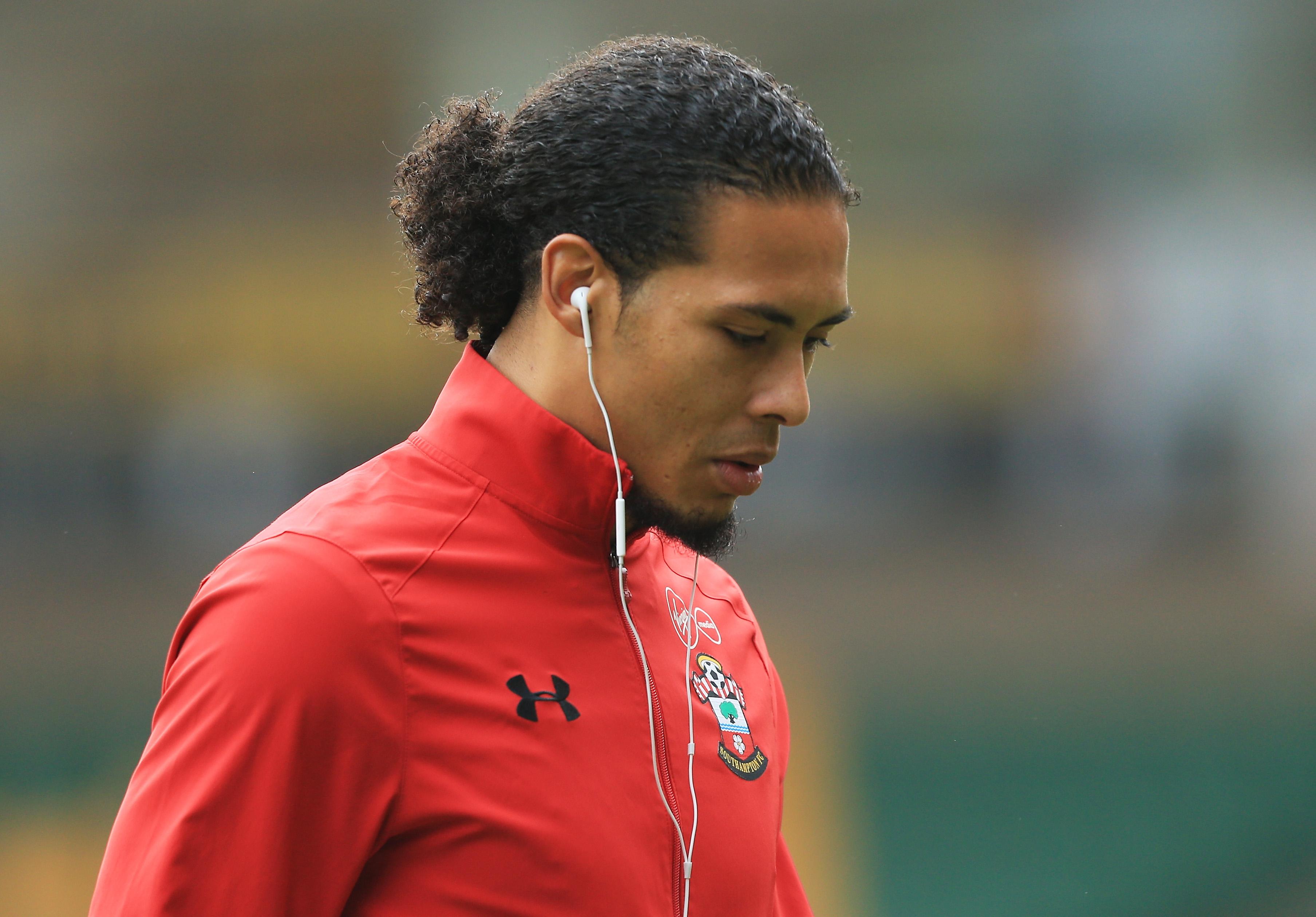 Liverpool hope Virgil van Dijk could pressure Southampton into accepting transfer