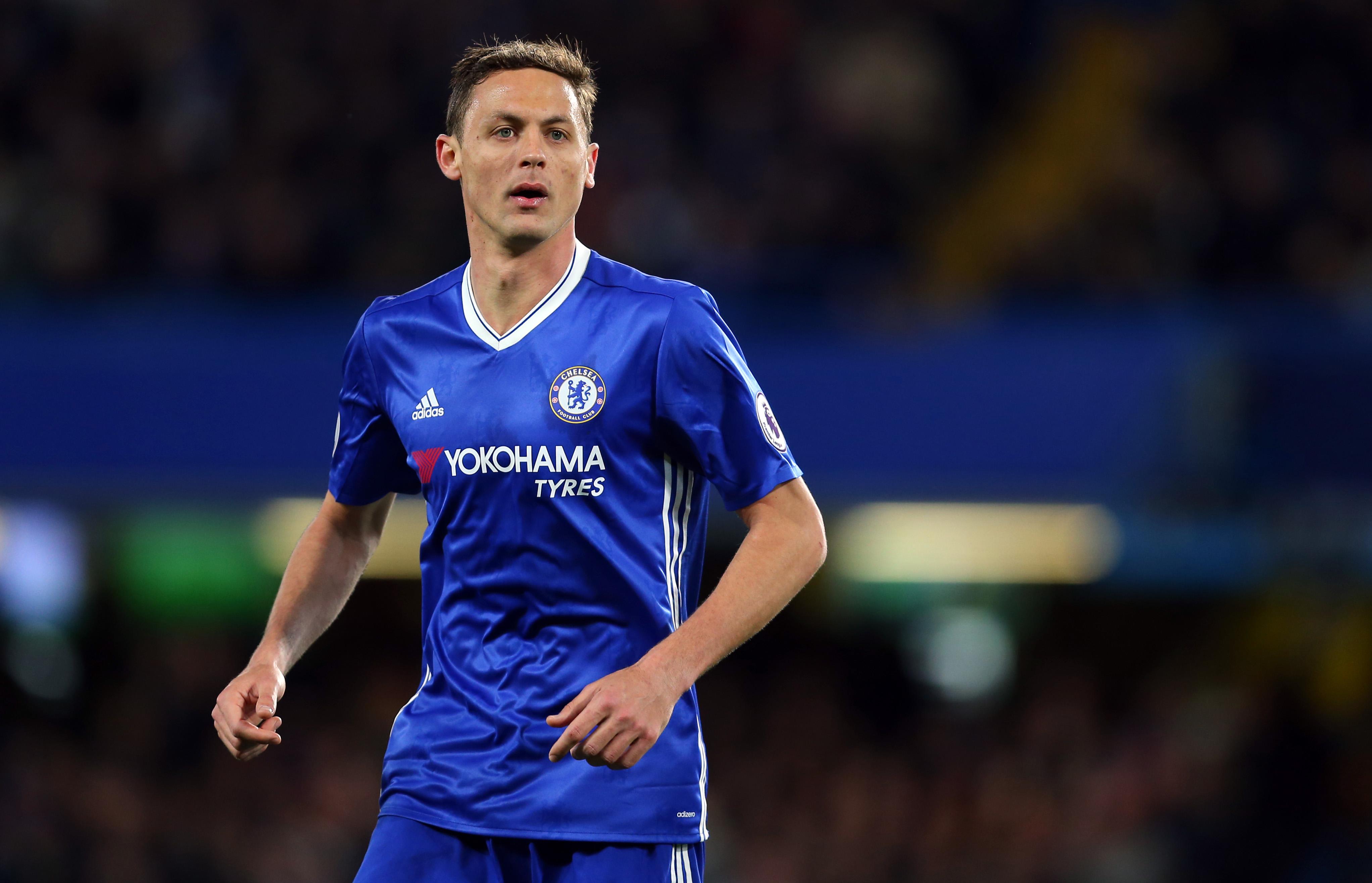 Chelsea's Nemanja Matic still keen on Manchester United transfer
