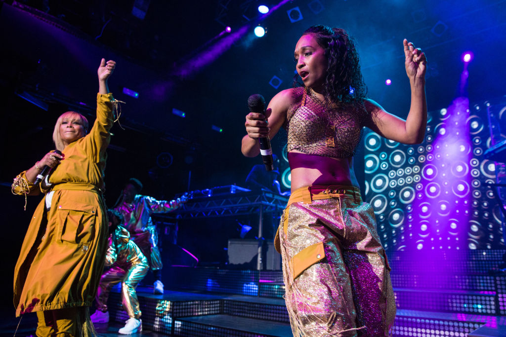 TLC announce their first ever UK tour and it's going to take you way back