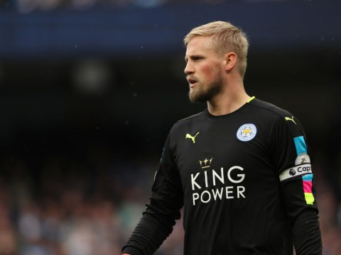 Chelsea target Leicester City star Kasper Schmeichel to replace Thibaut Courtois