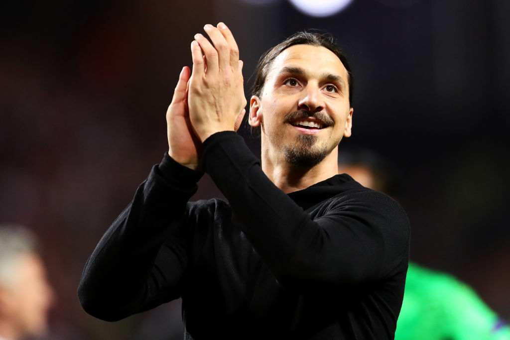 Manchester United could lose out as Zlatan Ibrahimovic in transfer talks with LA Galaxy