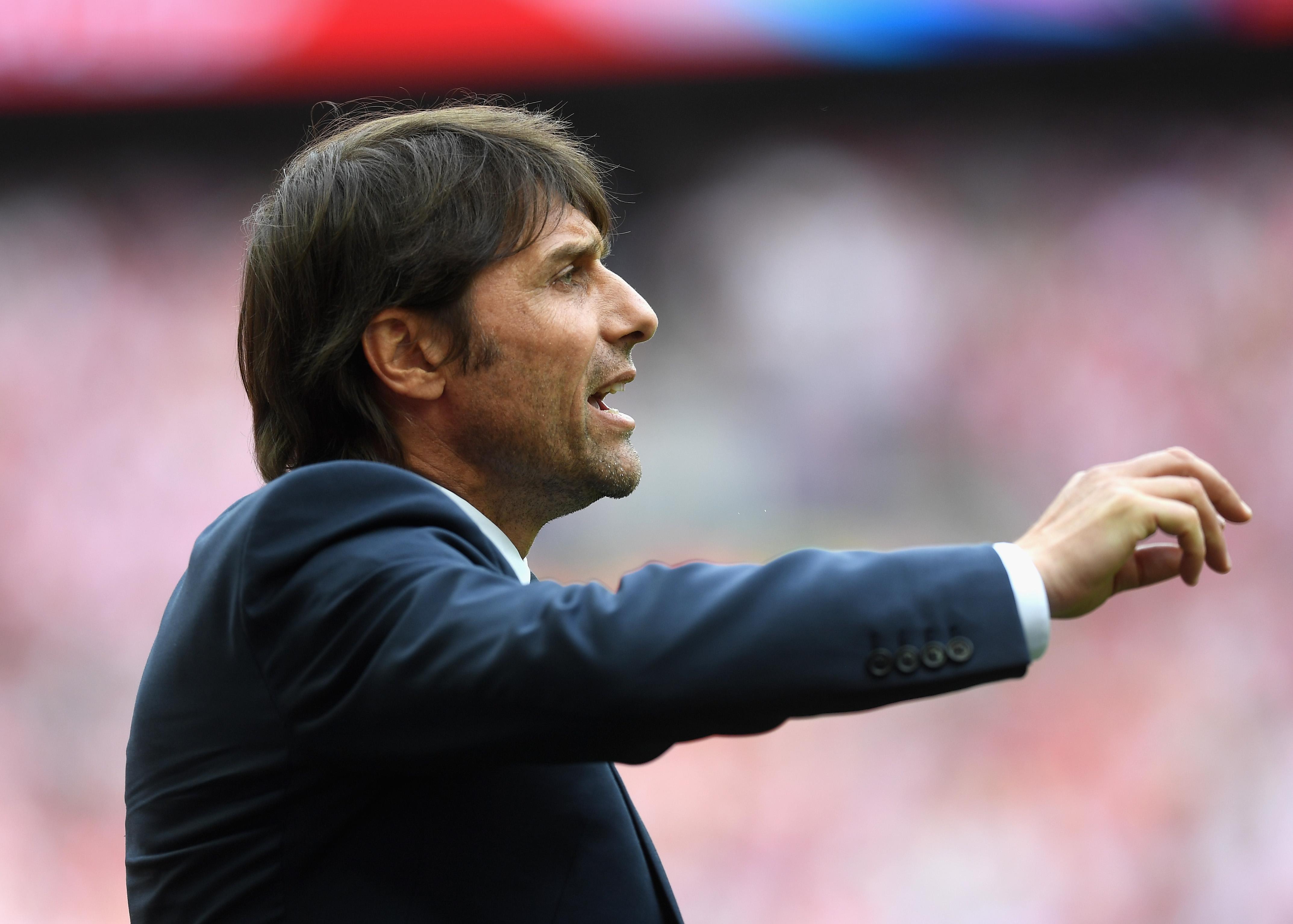 Chelsea boss Antonio Conte promises Cesc Fabregas more games next season