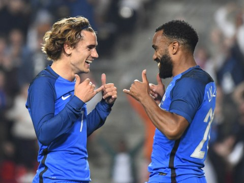 Antoine Griezmann impressed with Alexandre Lacazette's debut goal for Arsenal