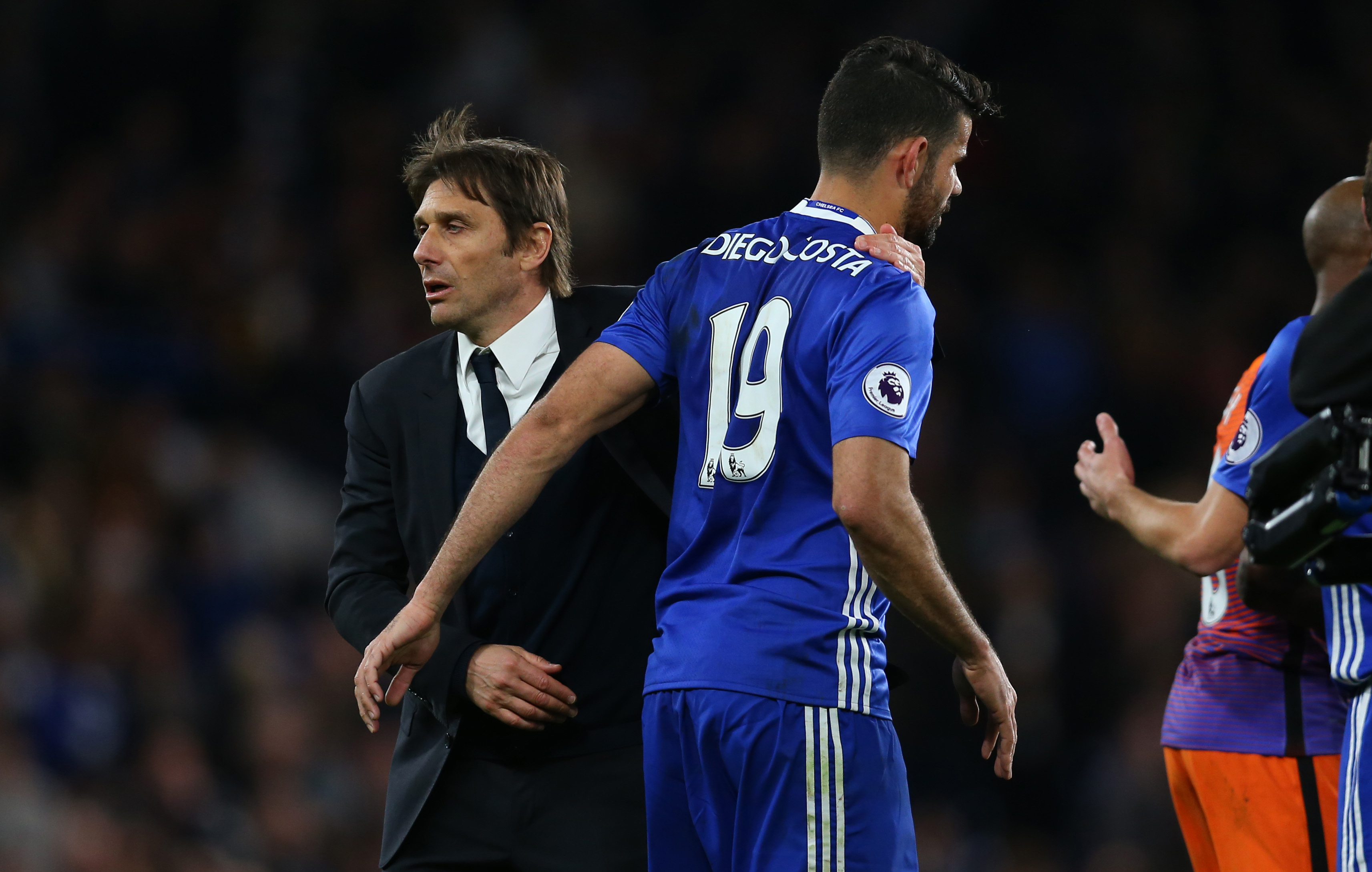 Diego Costa willing to stay at Chelsea in surprise transfer U-turn
