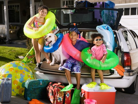 3 things you DON'T need to pack for a holiday with kids