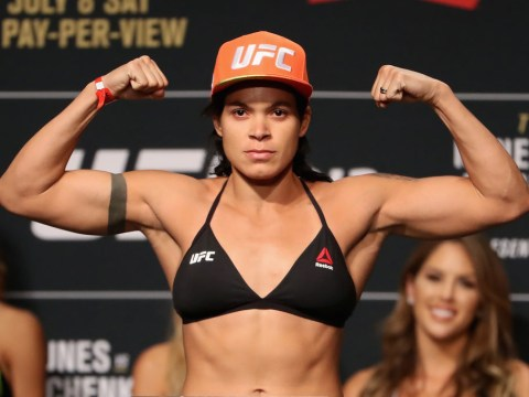 Amanda Nunes reveals 'chronic sinusitis' forced her out of UFC 213 title defence