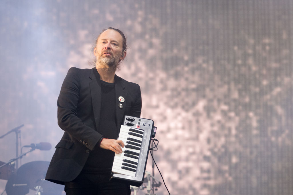 Radiohead slammed by pro-Palestinian action groups after Thom Yorke swears at concert protestors