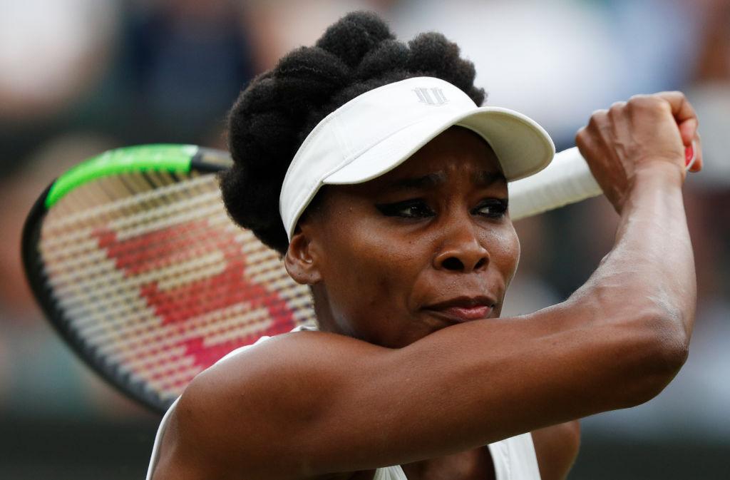 Venus Williams keeps hopes of sixth Wimbledon title alive as she crushes Jelena Ostapenko to reach semi-finals