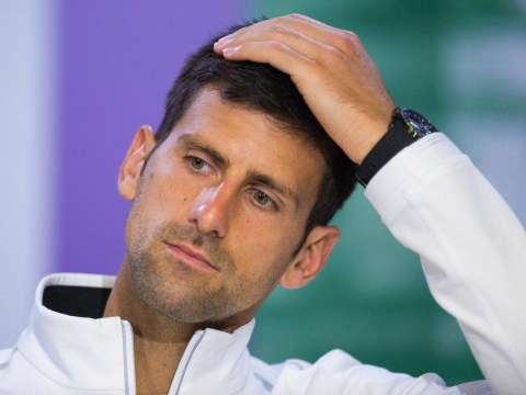 Novak Djokovic set to miss US Open due to elbow injury