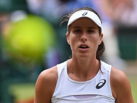 Venus Williams ends British hopes by sending Johanna Konta out of Wimbledon