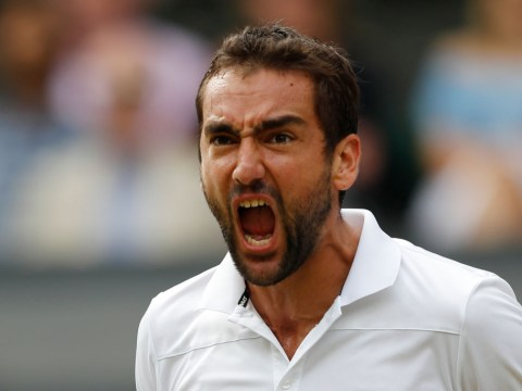Marin Cilic makes history by downing Sam Querrey to reach Wimbledon final
