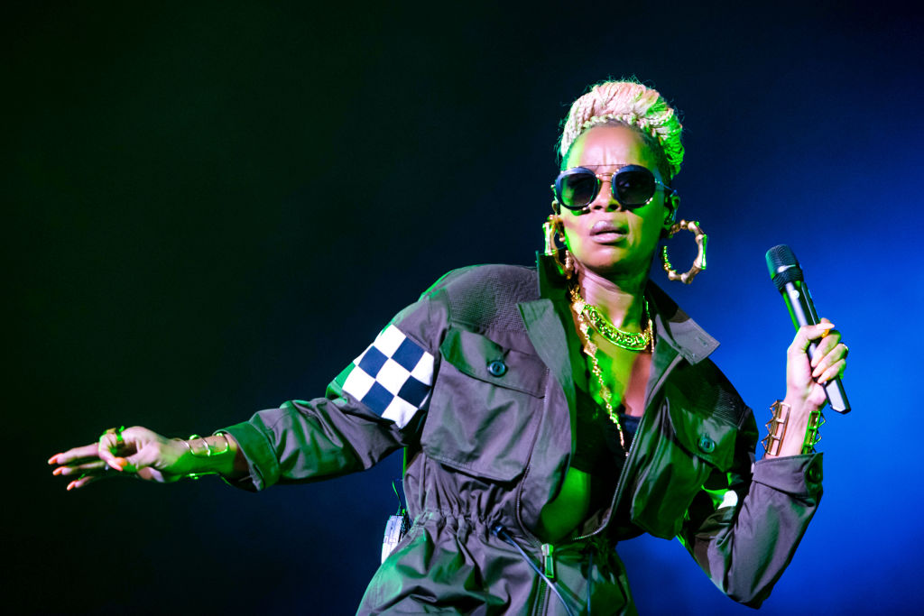 10 reasons why Mary J Blige is one of life's warrior women