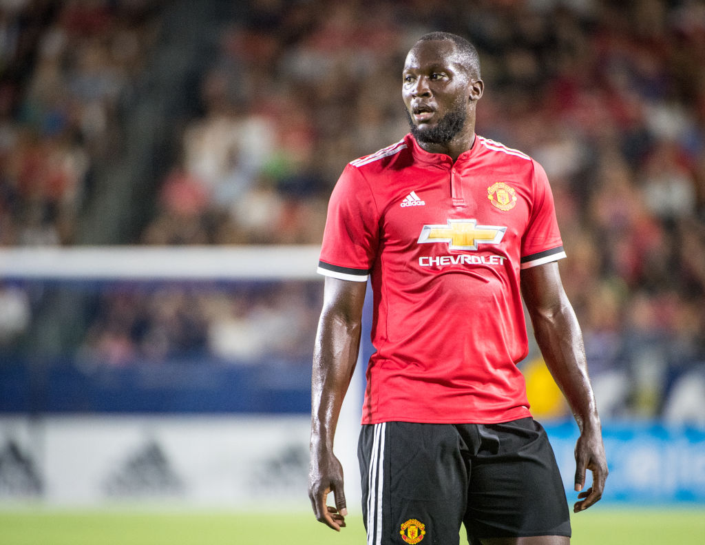 Romelu Lukaku rejected Chelsea for Manchester United because of Jose Mourinho, says striker's close friend