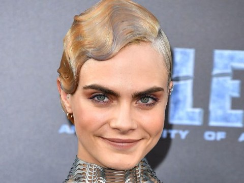Cara Delevingne lends her vocals to the Valerian and the City of a Thousand Planets soundtrack