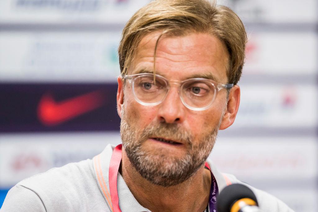 Liverpool boss Jurgen Klopp calls RB Leipzig 'lucky' in Naby Keita transfer saga