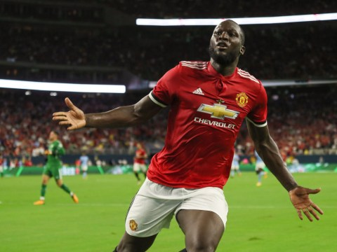 Manchester United's Romelu Lukaku hailed by Manchester City's Kevin De Bruyne