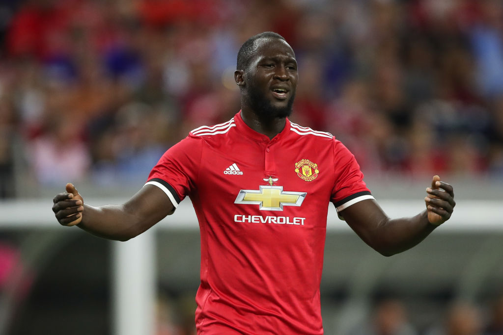 Manchester United legend Ruud van Nistelrooy compares Romelu Lukaku to Harry Kane