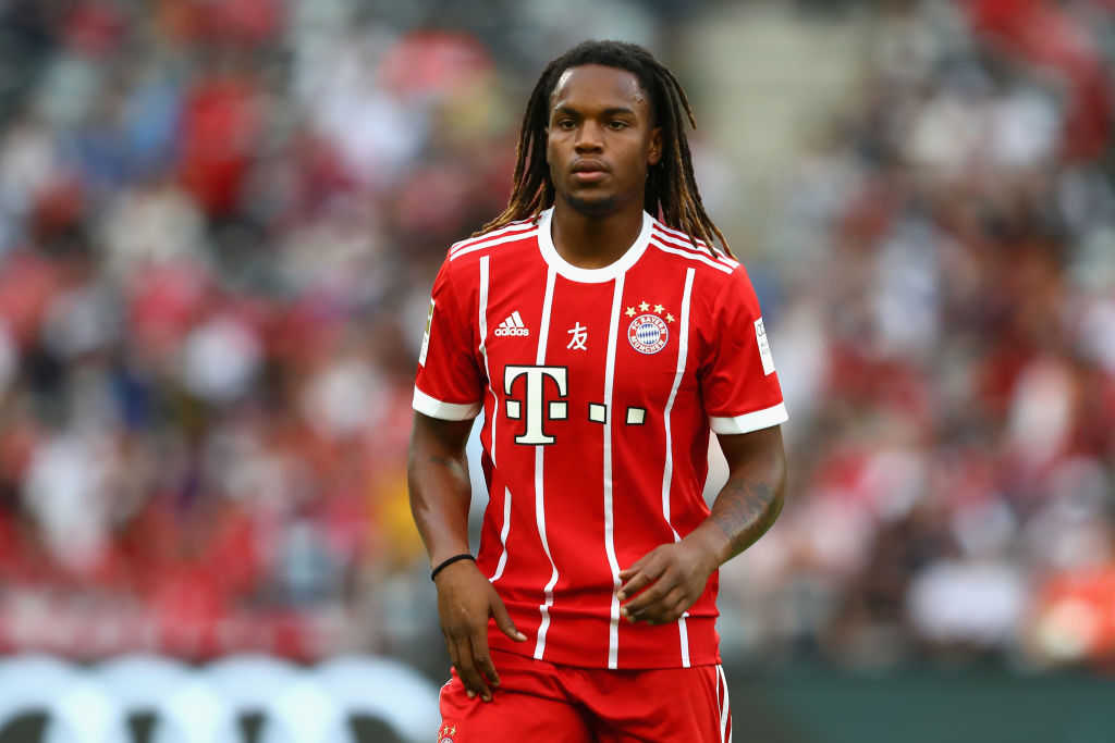 Manchester United fans beg Jose Mourinho to sign Renato Sanches after 'bullying' N'Golo Kante in Chelsea friendly