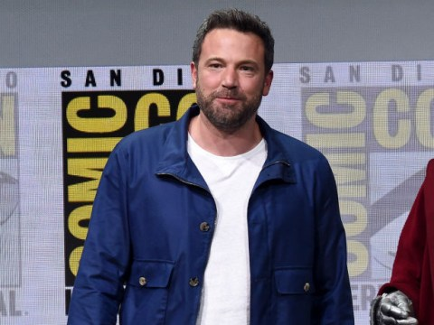 Ben Affleck hits back at rumours he's leaving Batman role at Comic-Con