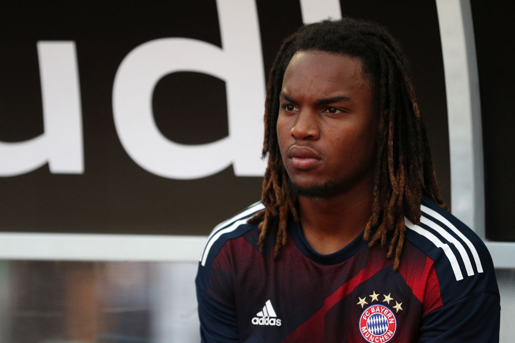 Chelsea to miss out on Renato Sanches as Bayern Munich teenager chooses AC Milan