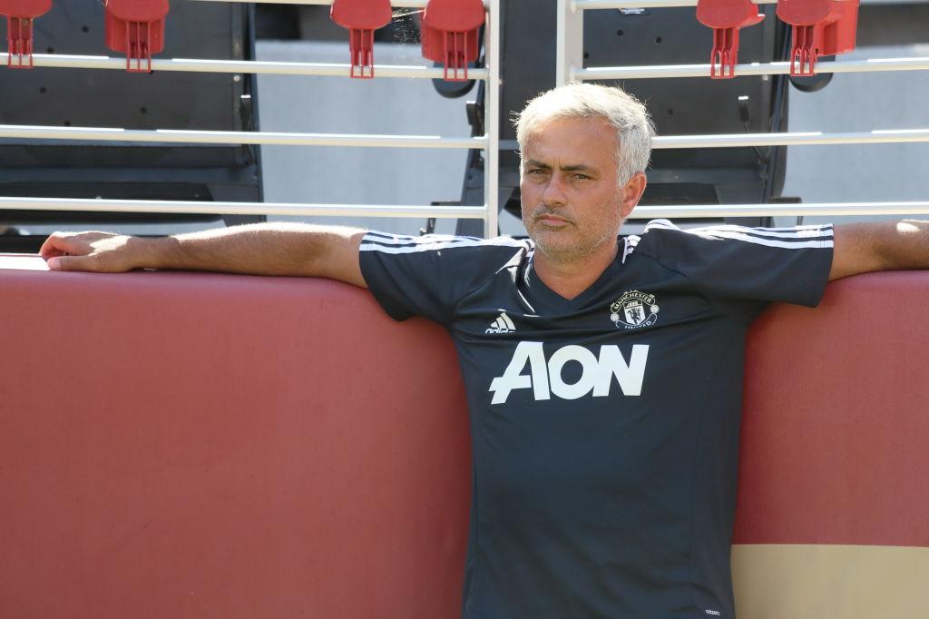 Jose Mourinho sends good luck message to Chelsea record signing Alvaro Morata