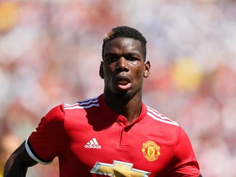 Paul Pogba says Zlatan Ibrahimovic remains a big influence at Manchester United